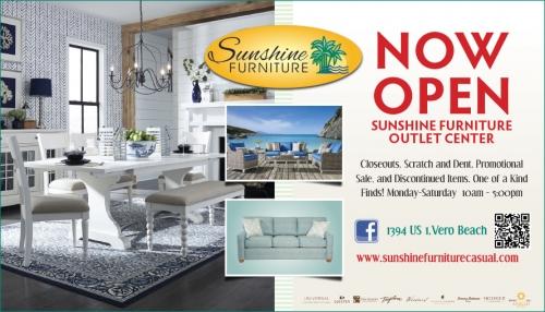 Vero Beach Furniture Sunshine